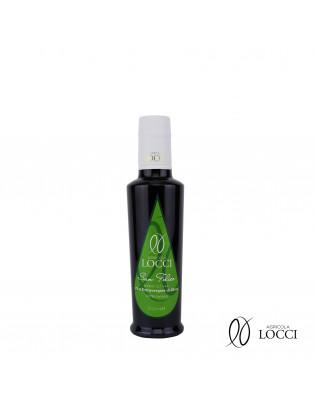 Olio monocultivar san felice umbro in bottiglia da 250 ml (1)