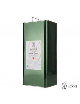 Lattina 5 litri di olio extravergine di oliva dop umbria
