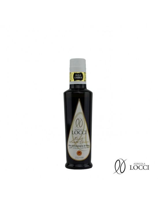 Olio EVO Umbria DOP in bottiglia da 250ml
