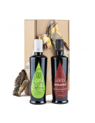 Box Olio Duo Top