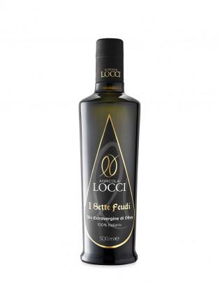 sette feudi in a bottle of 500 ml