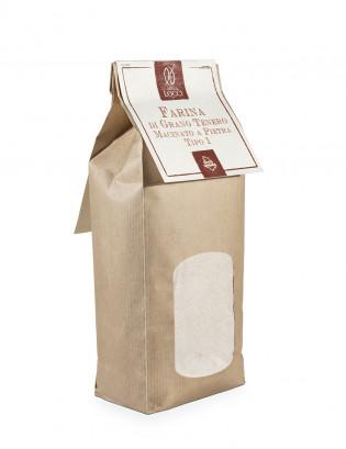 Farina di grano tenero tipo 1 confezione da 1 kg