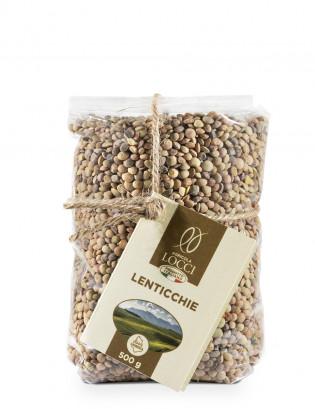 Dried lentils|Agricola Locci