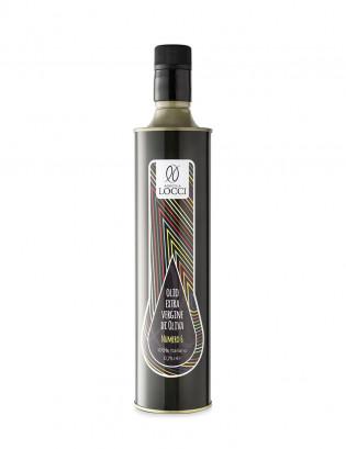Olio Selezione Numero 6 in bottiglia metallica da 750 ml