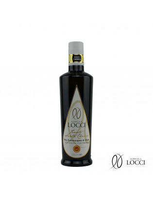 Umbrian extra virgin olive oil in bottles of 500 ml (1)