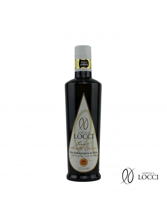 Umbrian extra virgin olive oil in bottles of 500 ml (1)