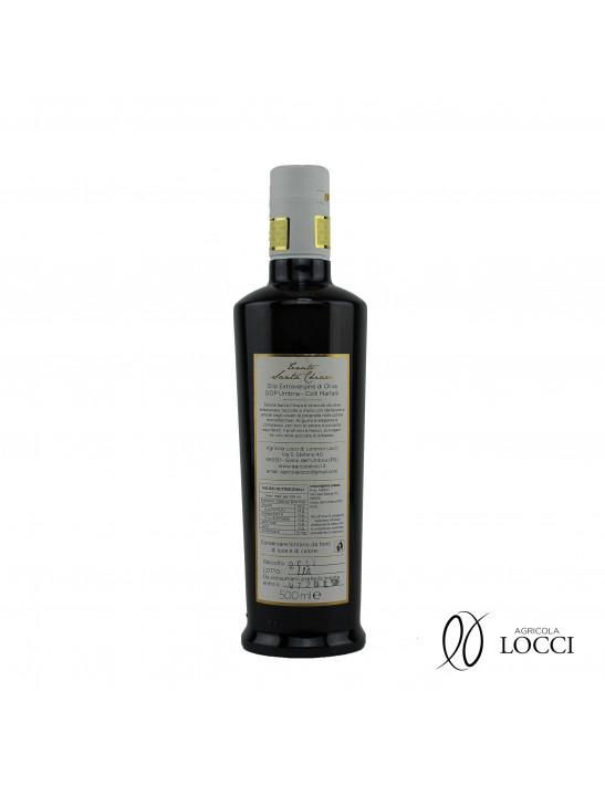 Umbrian extra virgin olive oil in bottles of 500 ml (2)