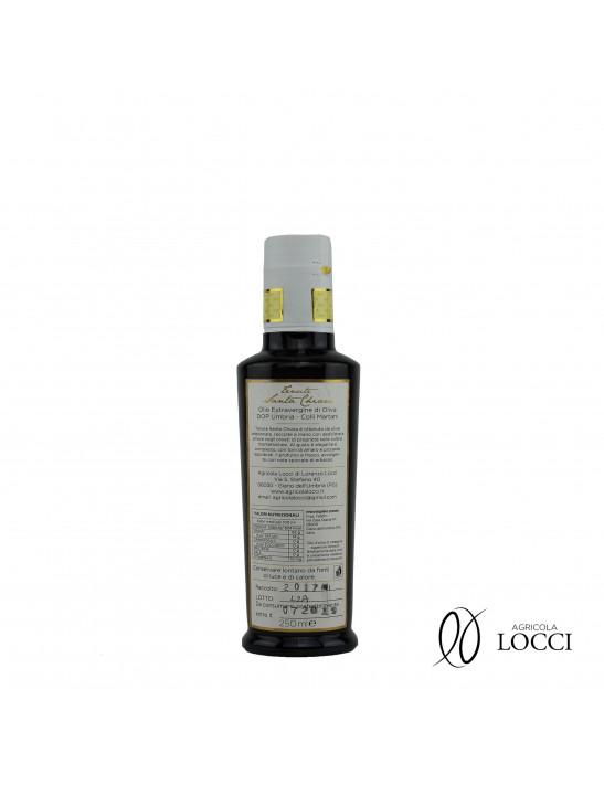 Umbrian extra virgin olive oil in bottles of 250 ml (2)